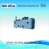 Perfil de WPC extrusionadora de husillo cónico doble de plástico Máquina Sjz65/132