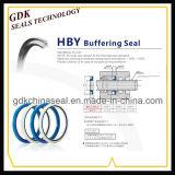 Selo do anel do amortecedor de PU+NBR Hby