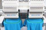 Ho-1502 Vlakke Hoed 2 van de t-shirt de Hoofd 15 Kleuren Geautomatiseerde Verkoop van de Machine van het Borduurwerk in China
