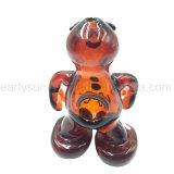 Roter Zelda Vulkan-Lava-Leute-Entwurfs-Glashandrohr (ES-HP-129)