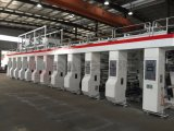 2018 PVC PE Fillm OPP de PET de alta velocidad de máquina de impresión huecograbado