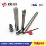 Barre d'Alésage de carbure de tungstène pour Fraiseuse CNC