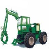 Caricatore a quattro ruote pesante poco costoso della canna da zucchero fatto in Cina