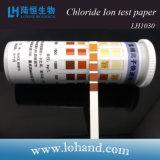 Bande d'essai chimique d'essayeur de mètre de chlore