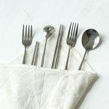 Cutlery фабрики Китая устанавливает комплект Dinnerware нержавеющей стали ложки