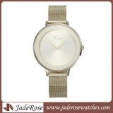 스테인리스 시계 석영 손 시계 형식 시계