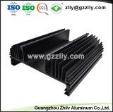 T6063 Commercieel Licht Aluminium Heatsink