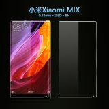 Nuevo 9h vidrio Tempered anti del teléfono móvil del rasguño 2.5D para el protector de la pantalla de la mezcla de Xiaomi