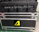 Q1&Q-Sub 10'' double à 2 voies haut-parleur de la matrice de ligne active PRO Sound System