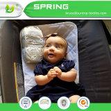 Säuglingsbaby-wasserdichte ändernde Auflage-Zwischenlagen und Deckel-Baby-Bett-Auflage