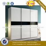 Mobiliário de metal do gabinete de arquivos da porta de vidro corrediço (HX-8NR0729)