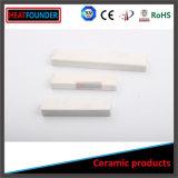Kundenspezifische glasig-glänzende Tonerde-keramische Isolierung