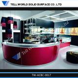 Ночной клуб с подсветкой мебель для продажи светодиодной панели счетчика конструкций