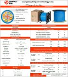 Кабель системы платного кабельного телевидения кабеля LAN кабеля кота 6 FTP UL/Ce/RoHS/ISO/данных