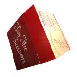 빨간 크리스마스 리본을%s 가진 호화스러운 선물 수송용 포장 상자