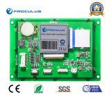 Module de TFT LCD de 5 pouces avec l'écran tactile résistif pour le dispositif industriel