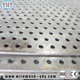 Perforated загородка листа металла для украшения
