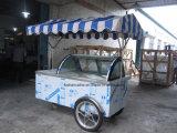 Мороженое дисплей случаях/итальянское мороженое тележки