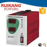 Uso de alta frecuencia del estabilizador del regulador de voltaje 2kw del cuadrado 500 del precio bajo para el ordenador