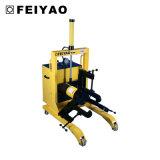 extracteur hydraulique mobile d'adhérence de pompe de pouvoir de jaune de la qualité 100ton