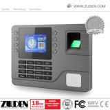Veiligheidssystemen van de Kaart van het Toegangsbeheer van de vingerafdruk De Slimme met TCP/IP