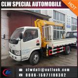Precio bajo hidráulico de 6.3 toneladas de la grúa montada carro móvil para la venta