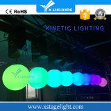 Luz de Natal RGB que emite-se a esfera de levantamento do diodo emissor de luz da cor