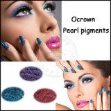 Polvo de mica cosmético del pigmento de la perla del arte del clavo