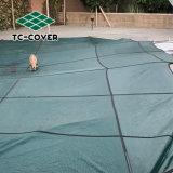 Custom-Made por encima del suelo piscina cubiertas de seguridad proteja a su familia