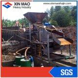 100-300 t/h Gold Procossing Aluviais Trommel lavar