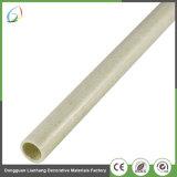 OEM roscado de 4 mm de extrusión de tubo de fibra de vidrio.