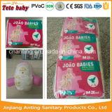 Absorption et type extérieurs secs couche-culotte somnolente de couche-culotte de tissu de bébé