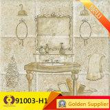 Azulejo de cerámica de la pared de los azulejos de suelo del cuarto de baño antiguo de 30X30 Matt (91003)