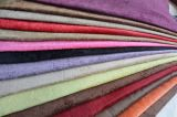 Оптовая пурпуровая ткань софы синеля полиэфира
