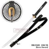 Espada HK566b do Anime da espada dos heróis de Hiro Nakamura