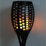 Solar-LED-Flamme-Licht für Garten-Rasen-Nachtdekorative Landschaft