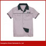 夏(W7)の卸し売り良質の不足分の袖の働きの摩耗のユニフォーム