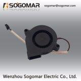Leitungsdraht 50X50X15mm des Verbinder-2-Pin Gleichstrom-prüfender Fan für kühlen