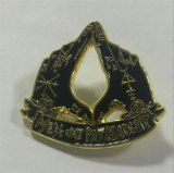 Ricerca che rende propri Pin del risvolto del distintivo del metallo di disegno