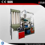 Zerquetschter Plastikhochgeschwindigkeitspulverizer für die Belüftung-Puder-Herstellung