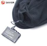 Le sauveur de la batterie tricot chauffé Hat pour l'hiver, toques, batterie rechargeable Contrôle intelligent de 3 à 8 heures