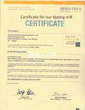 100% nylon de alta calidad Tafeta Tejido de nylon 190t de la fábrica de prendas de vestir