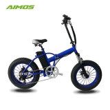 20inch plegable la bici eléctrica de la buena calidad con la batería movible