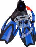As aletas de natação vendas quente mergulho barbatanas Fashion equipamento de mergulho snorkel nadadeiras Aletas de Natação