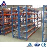 Shelving revestido de Longspan do pó do armazenamento do armazém do fornecedor de China