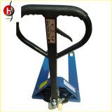 Montacargas Ce &ISO 1.5-5ton económica transpaleta manual, apilador de llegar de palets carretilla elevadora