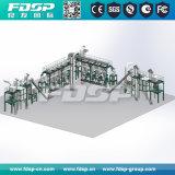 Máquina de fabricación de pellets de madera biomasa planta de pélets de combustible