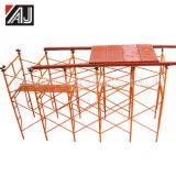 Q235 de Steiger van het Frame van het Staal van Guangzhou voor Het Project van de Bouwconstructie