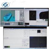 Sistema di strumento della macchina di misurazione di immagine di alta precisione di CNC di iso video