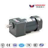 Мотор AC Wanshsin 60W/мотор шестерни с размером рамки 90mm